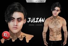 [SPECIAL PRICE] #BANG . Shape  for Catwa Freya. Julian *Wear*