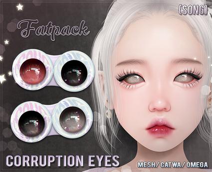 {S0NG} :: Corruption Eyes (Fatpack)