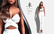 [KR] MAYA SUIT -WHITE-  (wear)