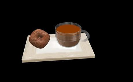 Cider & Apple Doughnut