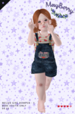 {MB} Melon Girl Romper - 1 [add-me]