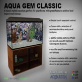 Aqua Gem (mesh aquarium)