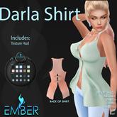 EMBER Darla Shirt (Wear to Unpack)