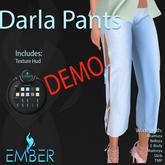 EMBER Darla Pants DEMO (Wear to Unpack)