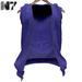 Nero - Roberto Open Hoodie - Blue