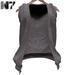Open hoodie   grey