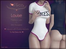 [I<3F] - Louise - Dark Colors - [WEAR me]