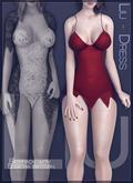 [I<3F] - Liu - Dress - Dark Colors