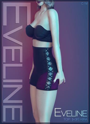 [I<3F] - Eveline - Fatpack