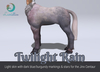 Lunistice: Twilight Rain - Jinx Centaur Skin