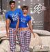 Love You Pajama Set - Mens