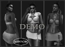 Baboom*DEMO-RUBY-Skirt//HUD