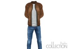MADO Dustin Leather Jacket Outfit #8