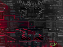 Electronic Wall - Strange Merchant