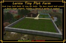 [MC] Larnia Tiny Plot Farm [wear to unpack]