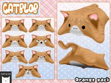 CAT&CO - Catblob Orange