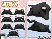 CAT&CO - Catblob Black