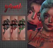 yami - lung tattoo - catwa + bom