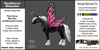 *E* RealHorse Rideable - Pixie Horse Mini  [Add & Click]