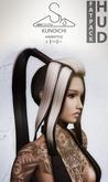 [sYs] KUNOICHI hair (rigged) - FATPACK