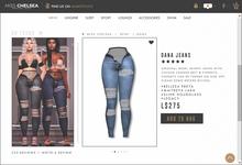 .miss chelsea. Dana Jeans Classic