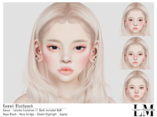 [L] Kawaii blushes // Lelutka Evolution