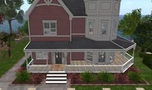D-VINE DESIGNS BELLISSERIA VICTORIAN VERNE ADD ON-c patio rails sidewalk landscape 25li