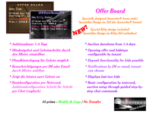 Offer Board Amaretto Horse & Breedable Kitties Auctions Edition