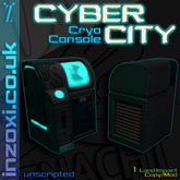 [inZoxi] - Box - CC Cryo Console