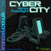 [inZoxi] - Cyber City Flood Light
