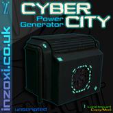 [inZoxi] - Box - CC Generator