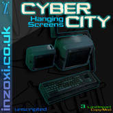 [inZoxi] - Cyber City Monitors