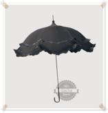{anc} my umbrella (fabric) w frill / wear