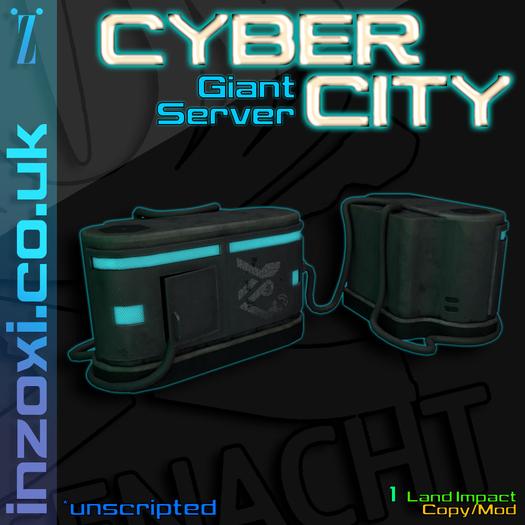 [inZoxi] - Cyber City Server