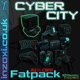 [inZoxi] - Box - Cyber City Fatpack
