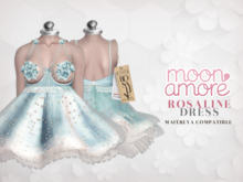 :Moon Amore: Rosaline Dress / SKY