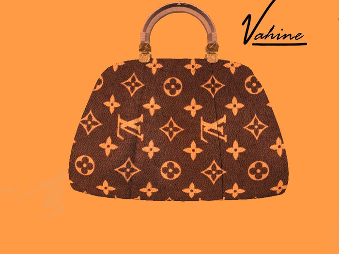 Vahine~Brown bag LO