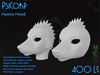 PsiCorp Hyena Head