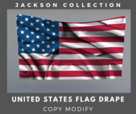 USA Flag Decor - Place in your home and show your Pride for your country