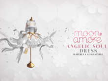 :Moon Amore: Angelic Souls Outfit/ Pure