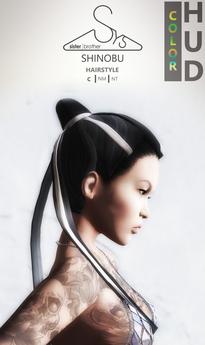 [sYs] SHINOBU hair (rigged) - Color GIFT <3