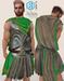 XK Marcellus Armor Set Green