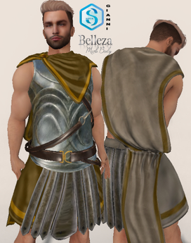 XK Marcellus Armor Set Brown