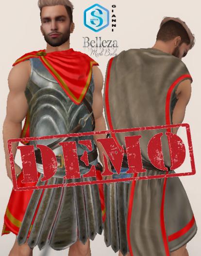 DEMO XK Marcellus Armor Set