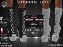 [PPD] Steppin Out Fat Pack One