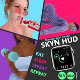 SKYN Eat Sleep Sweat Repeat DLC Pack