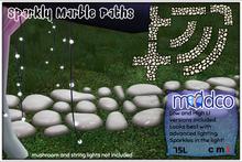 (mc) Sparkly Marble Paths