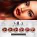 . MILA . Precision Eyebrows (LeL-Evolution/Genus/BOM)