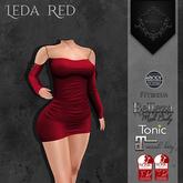 **Mistique** Leda Red (wear me and click to unpack)