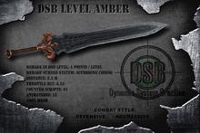 DSB LEVEL  AMBER v1.3 BOX